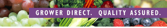 GROWER DIRECT. QUALITY ASSURED.